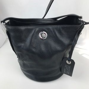 Marc Jacobs Leather Bucket Shoulder Crossbody